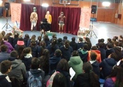 Escuela Las Animas de Valdivia