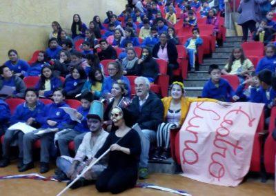 Escuela Olegario Morales de Paillaco