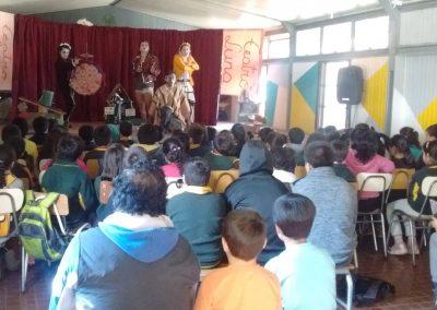 Escuela Rural La Aguada de Corral