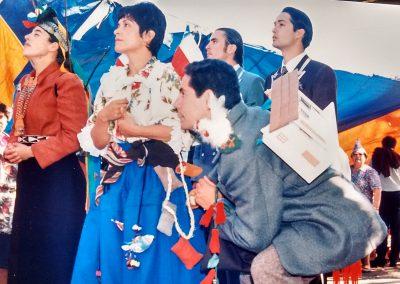 Intervenciones Teatrales en Feria Fluvial