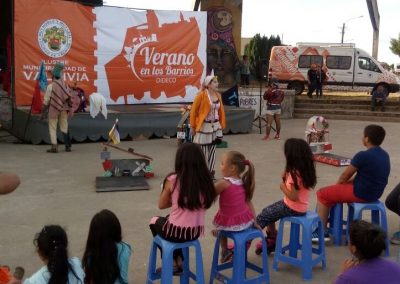 Ojos en el Aire_Verano en los Barrios 2017.
