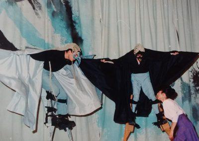 Presentaciones teatrales en Teatro Lord Cochrane de Valdivia