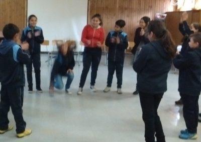Talleres en Liceo Fernando Santivan Panguipulli