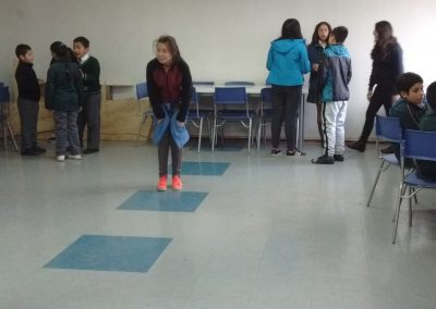 Talleres escolares colegio san jose 2018