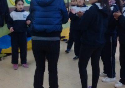 Talleres escolares en Escuela Las Animas