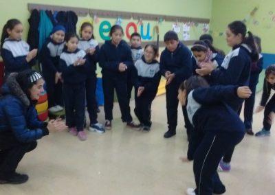 Talleres escuela Las Animas Valdivia
