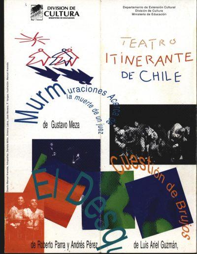 Teatro Luna Teatro Nacional Chileno 1996