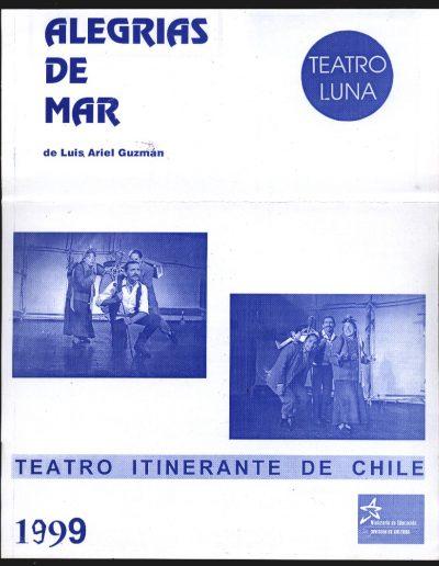 Teatro Luna Teatro Nacional Chileno 1999